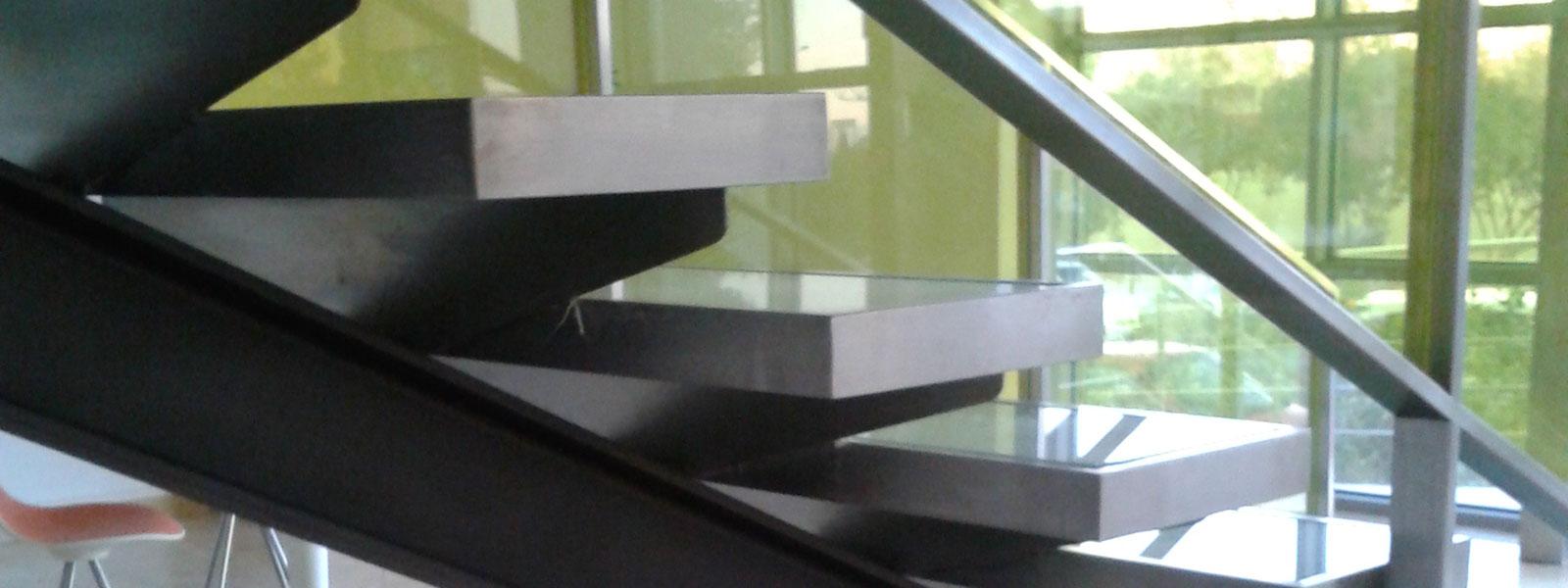 Estructura escalera